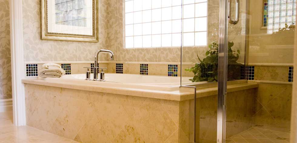 High end bathroom design los angeles luxury bathroom for Bathroom remodeling contractor los angeles